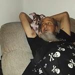chihuahua and man